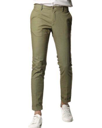 Pantalone Mason's Uomo Chino New York Beige.Pantalone Uomo masons cotone,modello regolare,tasche,chiusura zip e bottone